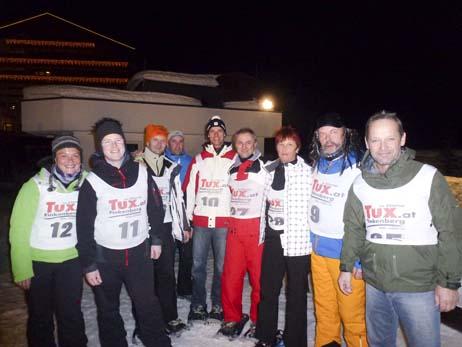 schneeschuh biathlon