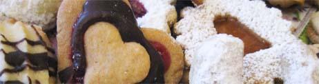 die ersten kekse
