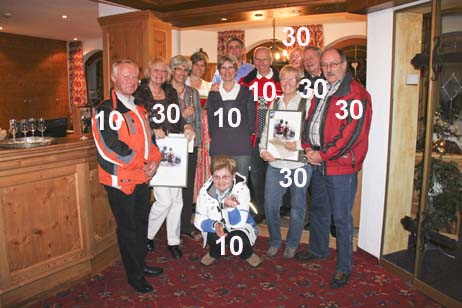 ehrung 25 nov 2010