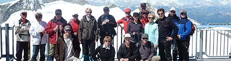 gletscher erlebnis hintertux winter sommer