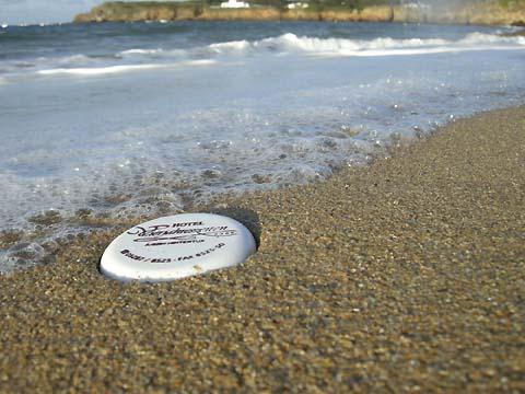 strandgut am franz. ozean