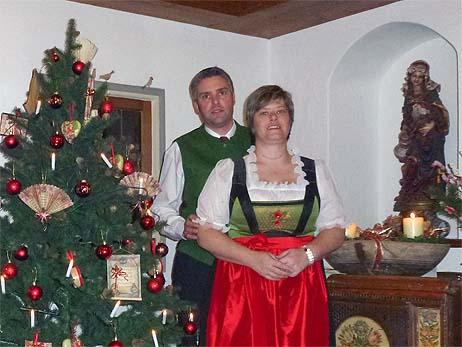 weihnachten in hintertux